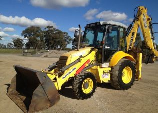New Holland LB 90 B